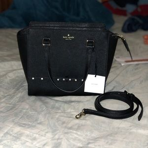 NWT kate spade small satchel